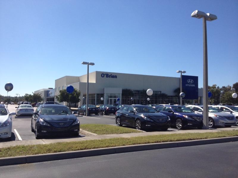 O Brien Hyundai >> O Brien Hyundai Fort Myers Florida Weekly