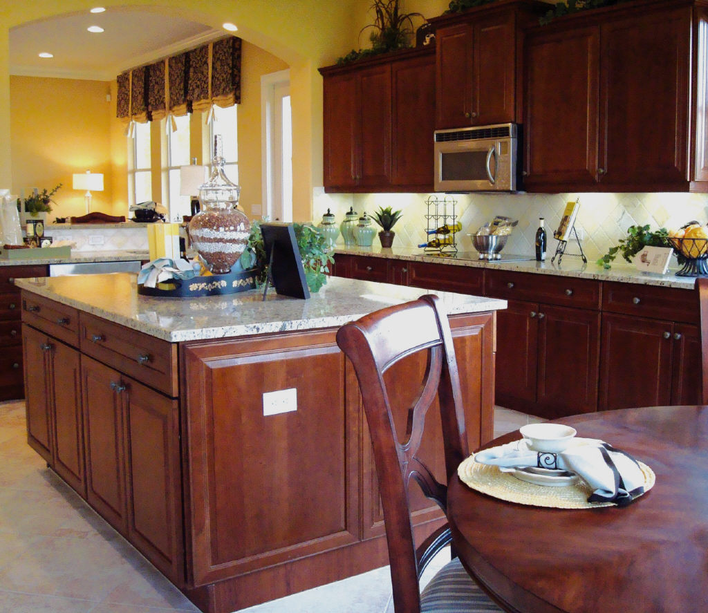 Kitchens Sizzle In D R Horton Homes Fort Myers Florida Weekly