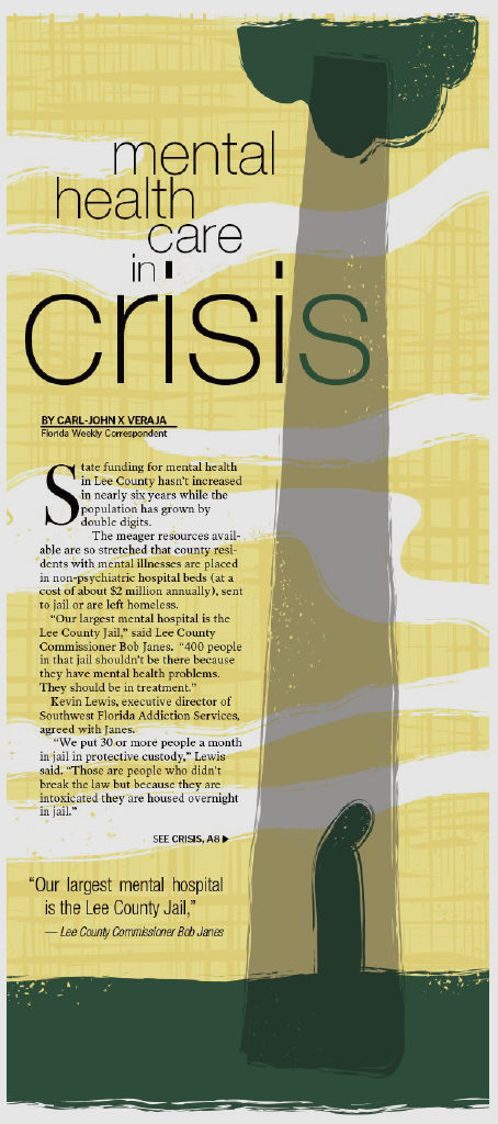 Mental Health Care In Crisis Fort Myers Florida Weekly