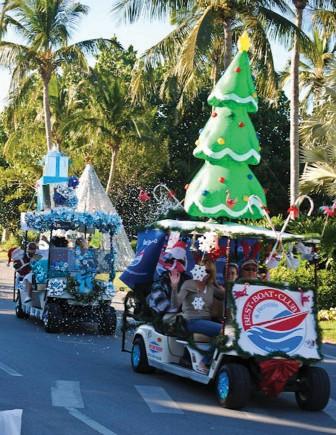 Travel Channel Set To Film Captiva Holiday Village Golf Cart