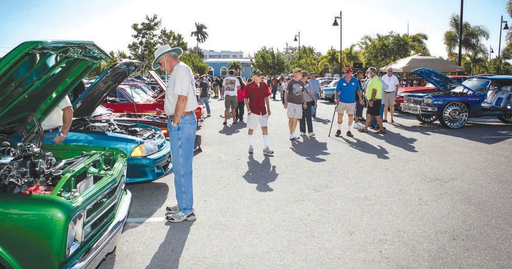 Floridas Biggest Oneday Car And Bike Show Set For Sunday Fort - Punta gorda car show