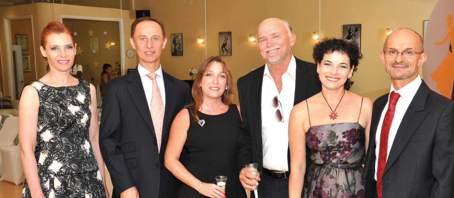 Grand opening of Fred Astaire Dance Studio in Bonita Springs