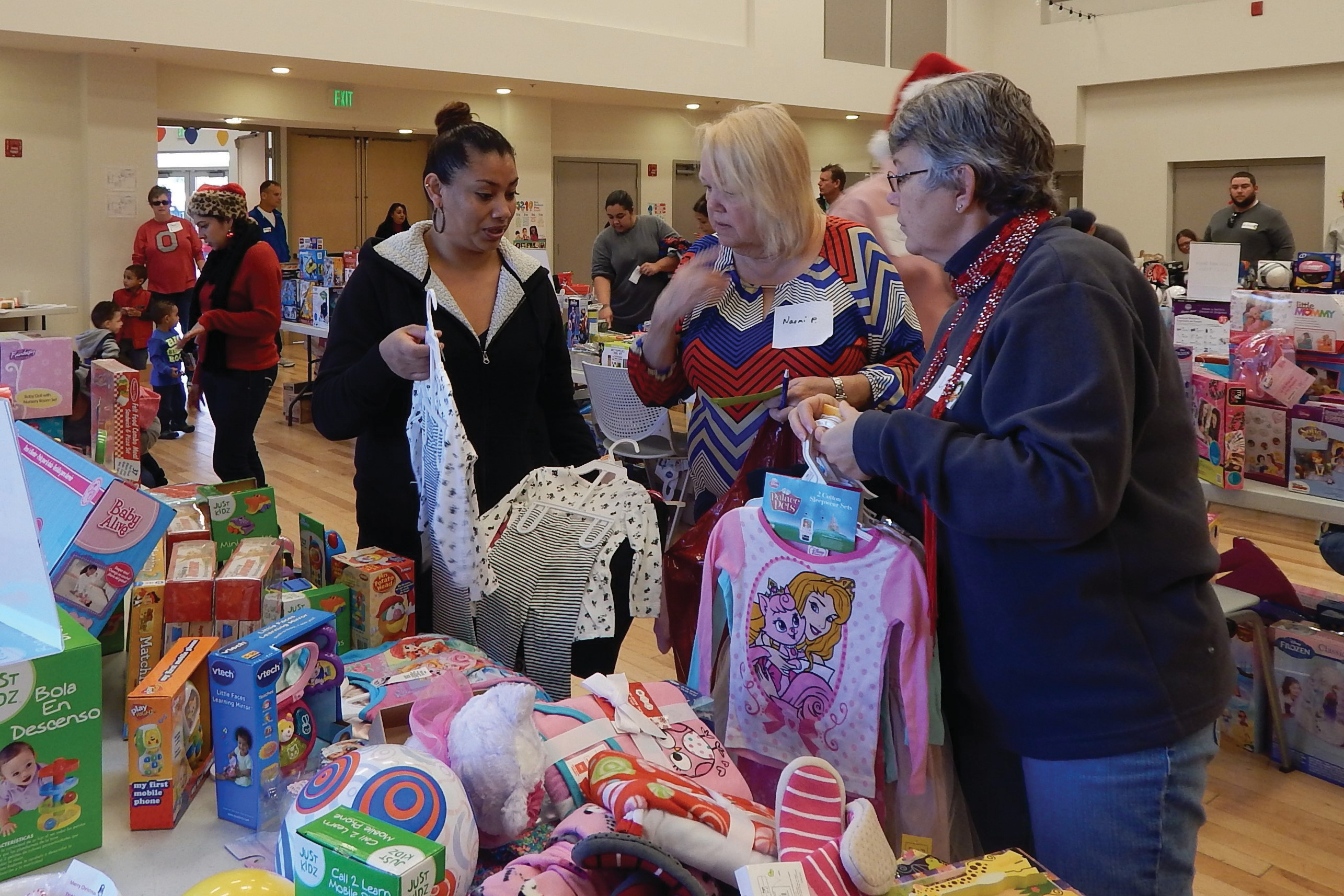 Donations needed for Operation Christmas Care gift drive | Fort ...