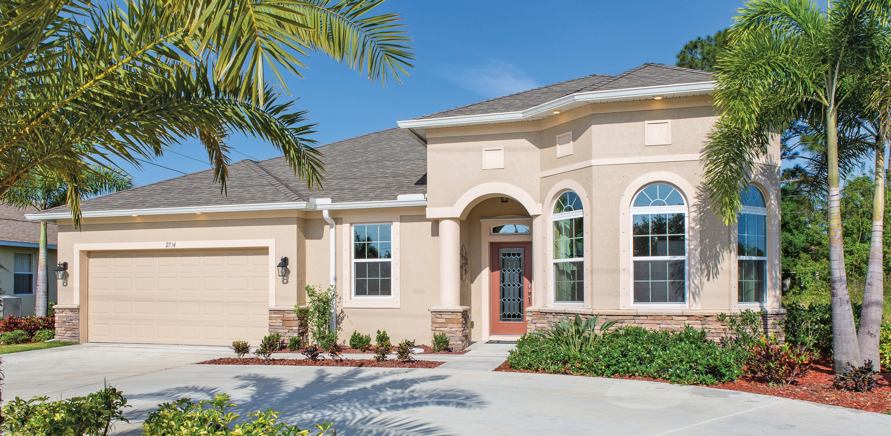 Award Winning Homes By Holiday Builders Fort Myers Florida Weekly