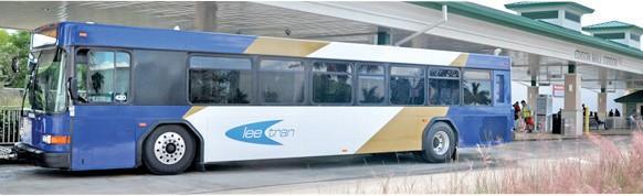 Transit Service LeeTran Goes Live With Google Maps Trip Planner - Trip maker google maps