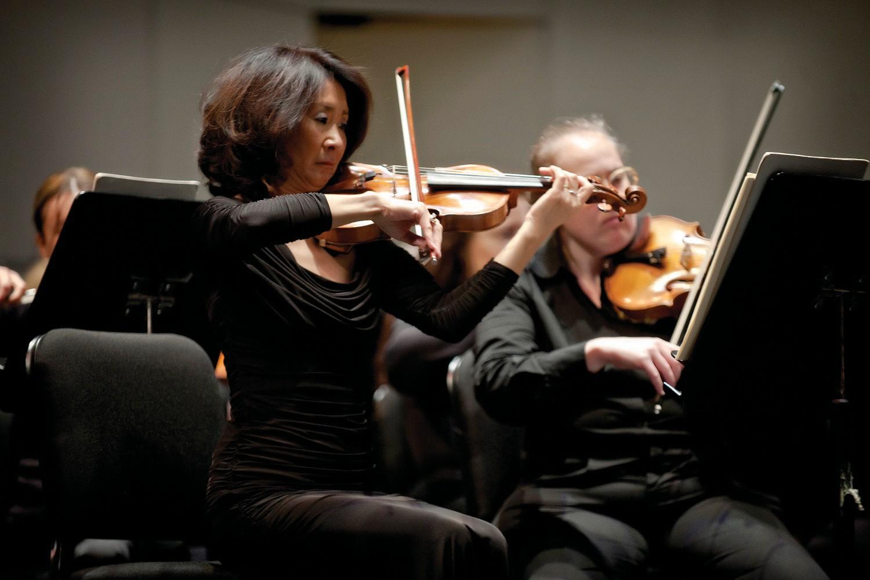 A Hurricane Irma Relief Benefit Fund Concert will take place with Reiko Niiya. COURTESY PHOTO