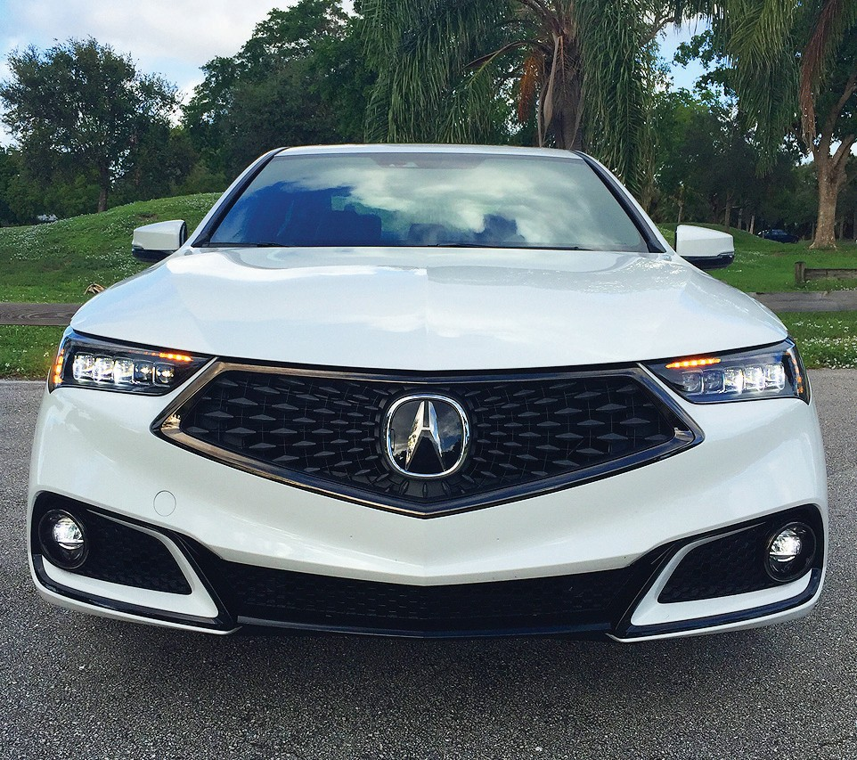Acura TLX Aims Higher, Costs Lower