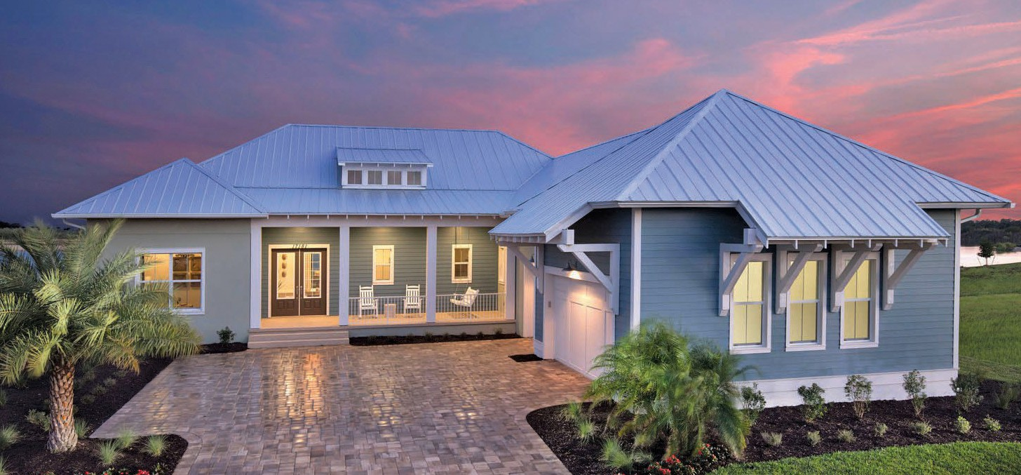 Babcock Ranch Model Homes Showcase The Hometown Lifestyle Fort
