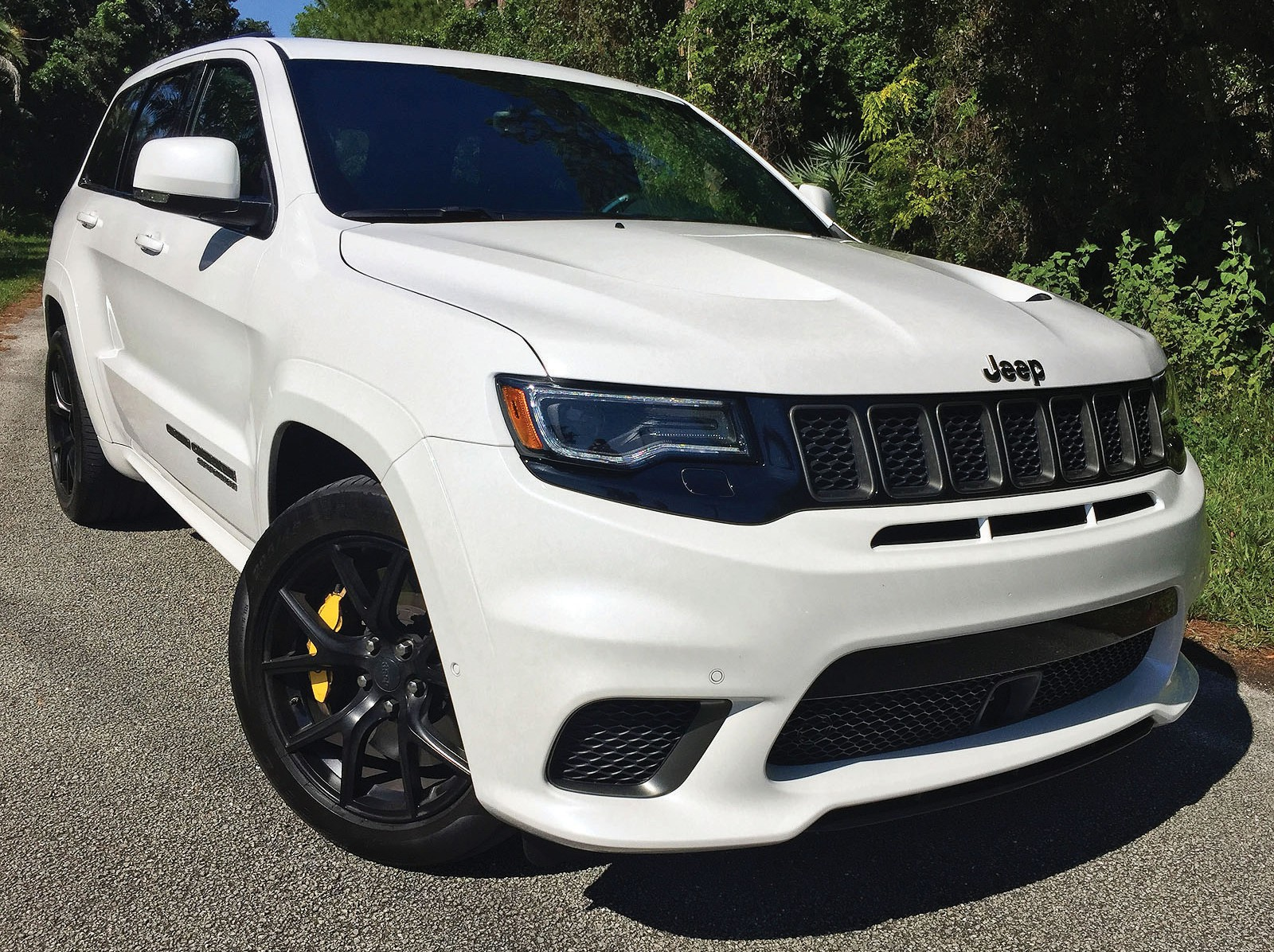 Jeep Grand Cherokee Trackhawk The Quickest Suv On The Planet Fort Myers Florida Weekly