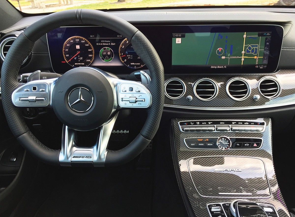 Mercedes AMG E63 S is the four-door supercar | Fort Myers