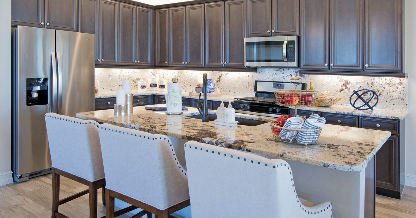 Venetian Pointe Has Move In Ready Custom Estate Villa Homes Fort