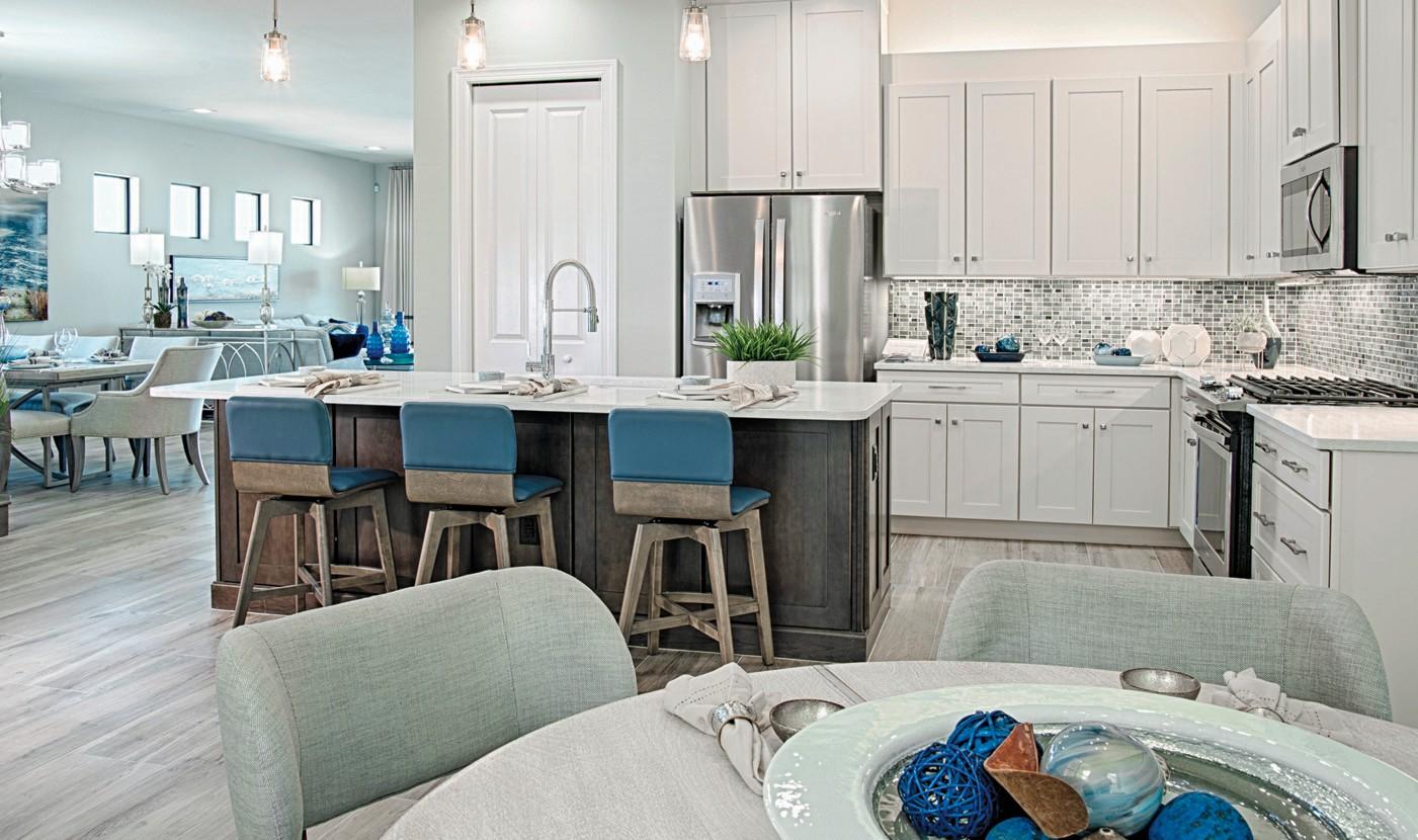 Zuckerman Homes' Venetian Pointe has the best new homes in