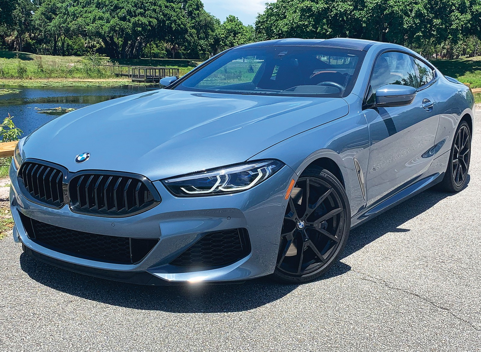 The Bmw 850i Xdrive Is Pure Coupe Indulgence Fort Myers Florida Weekly