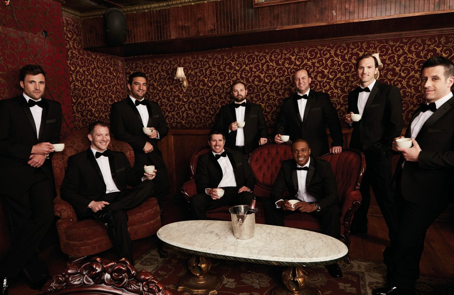 Straight No Chaser brings Open Bar hits
