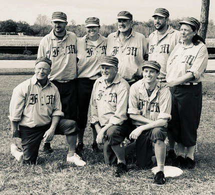 The Fort Myers Vagabonds play Sunday, March 22 at 10 a.m. at Terry Park. COURTESY PHOTO