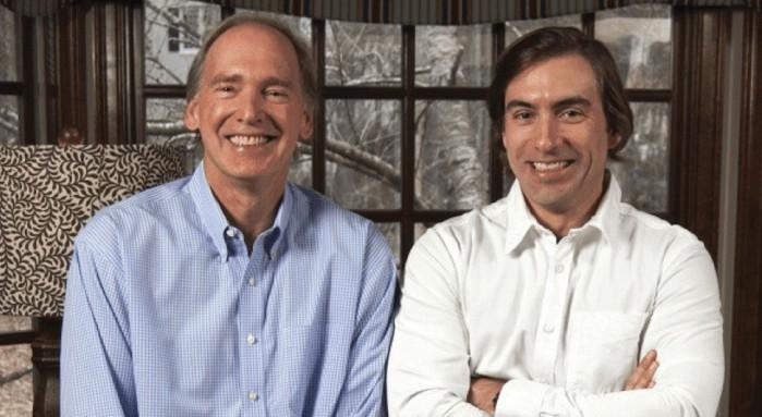 Bob Slater et Nick Slater PHOTO DE COURTOISIE