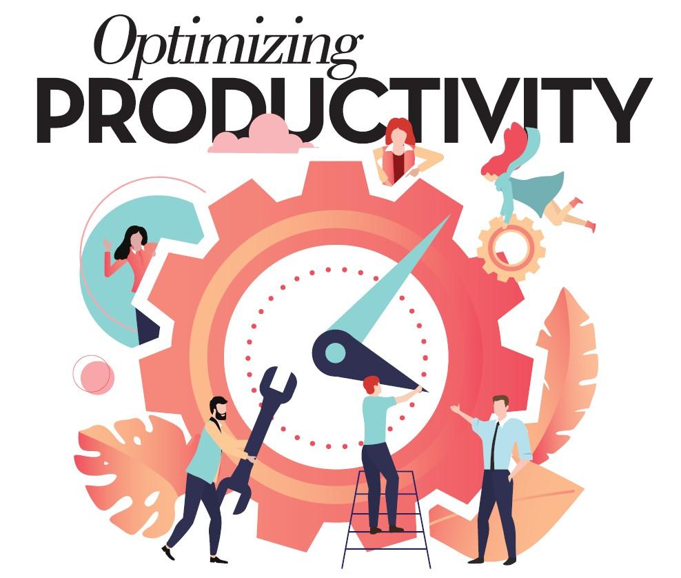 Optimizing PRODUCTIVITY   SPECIAL TO FLORIDA W EKLY